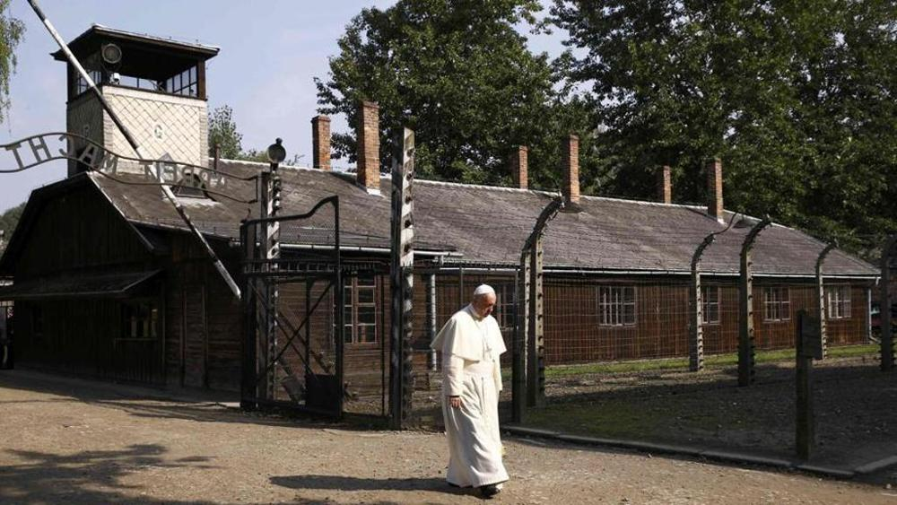 Francisco en Auschwitz